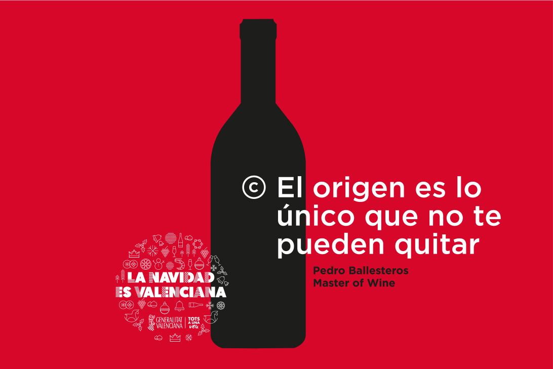 """Los vinos de Utiel-Requena, unos de los protagonistas de la campaña """"El nadal és valencià"""""""