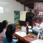 Curso sumiller con Manuela Romeralo (13-15/02/2017) 3