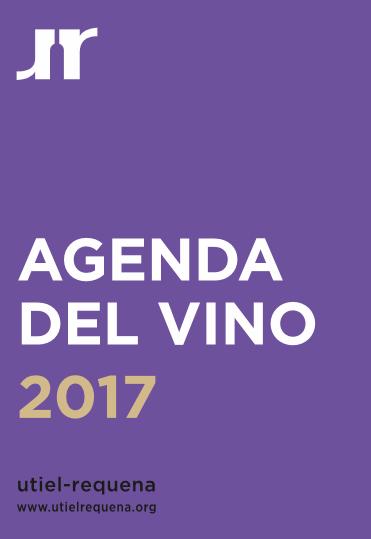 Muy pronto: Presentamos la Agenda del Vino Utiel-Requena 2017