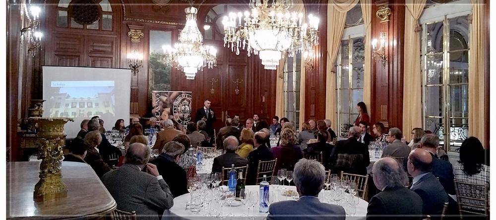 La bodega Ladrón de Lunas participa en dos eventos en el Casino de Madrid