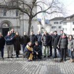 Presentación en Suiza (02/03/2017) 0