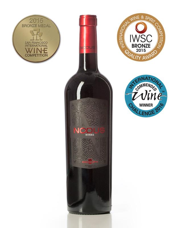 Nodus Bobal, un vino con el que redescubrir la Bobal