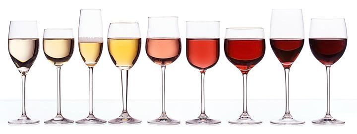 ¿Se puede reconocer a un buen vino por su color?