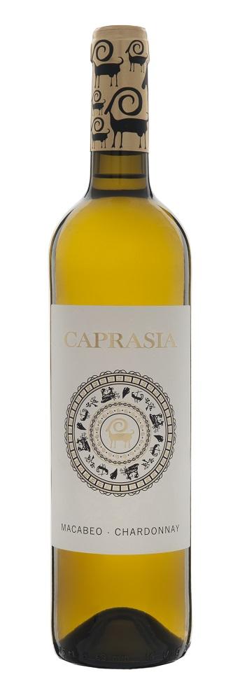 Caprasia blanco, uno de los mejores vinos blancos para disfrutar en la playa