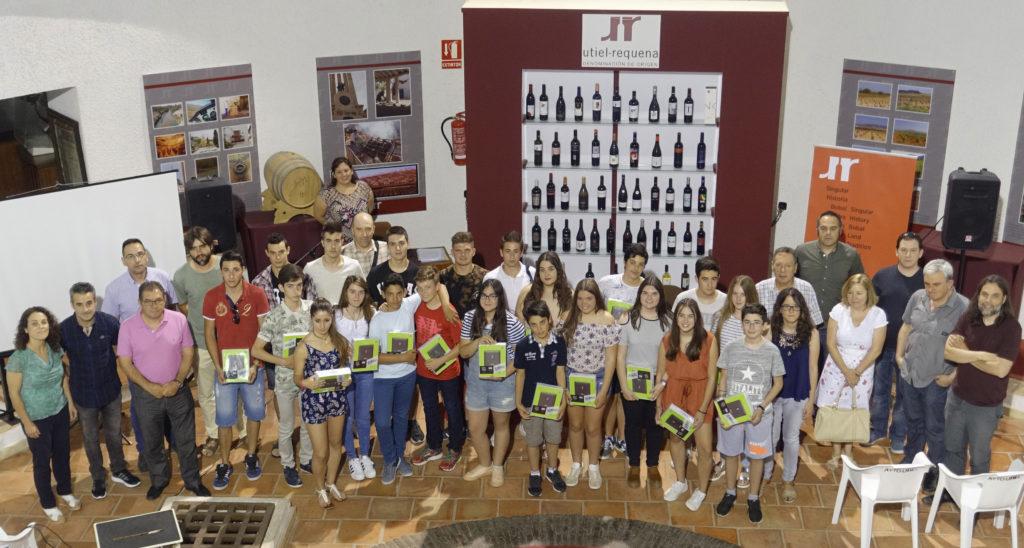 Utiel-Requena inicia un proyecto de Integración de la Cultura Vitivinícola en institutos