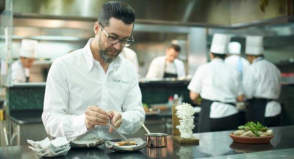 Quique Dacosta, entre los diez mejores restaurantes de Europa