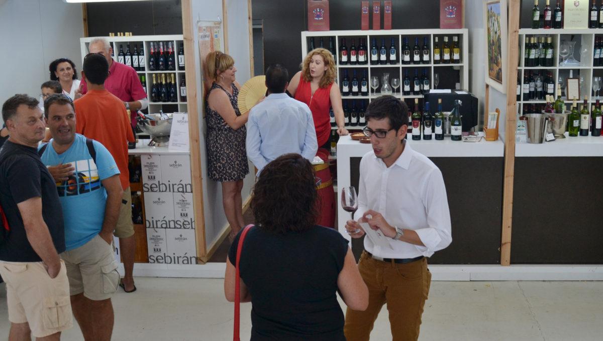 La XXVII Feria Requenense del Vino se celebra del 24 al 27 de agosto