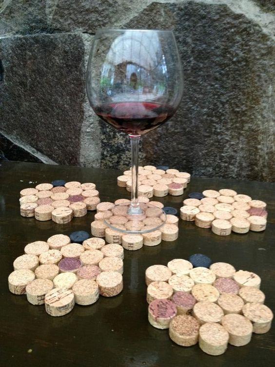Manualidades con corchos, una segunda vida para los tapones de vino 0