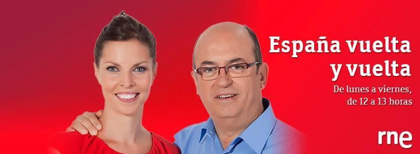 """La vendimia en Utiel -Requena, protagonista del programa """"España vuelta y vuelta"""" de RNE"""