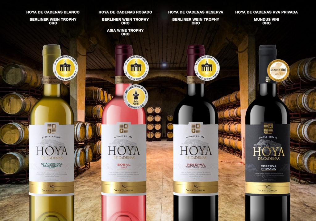 Hoya de Cadenas obtiene 5 medallas de oro en diferentes concursos a nivel mundial 0