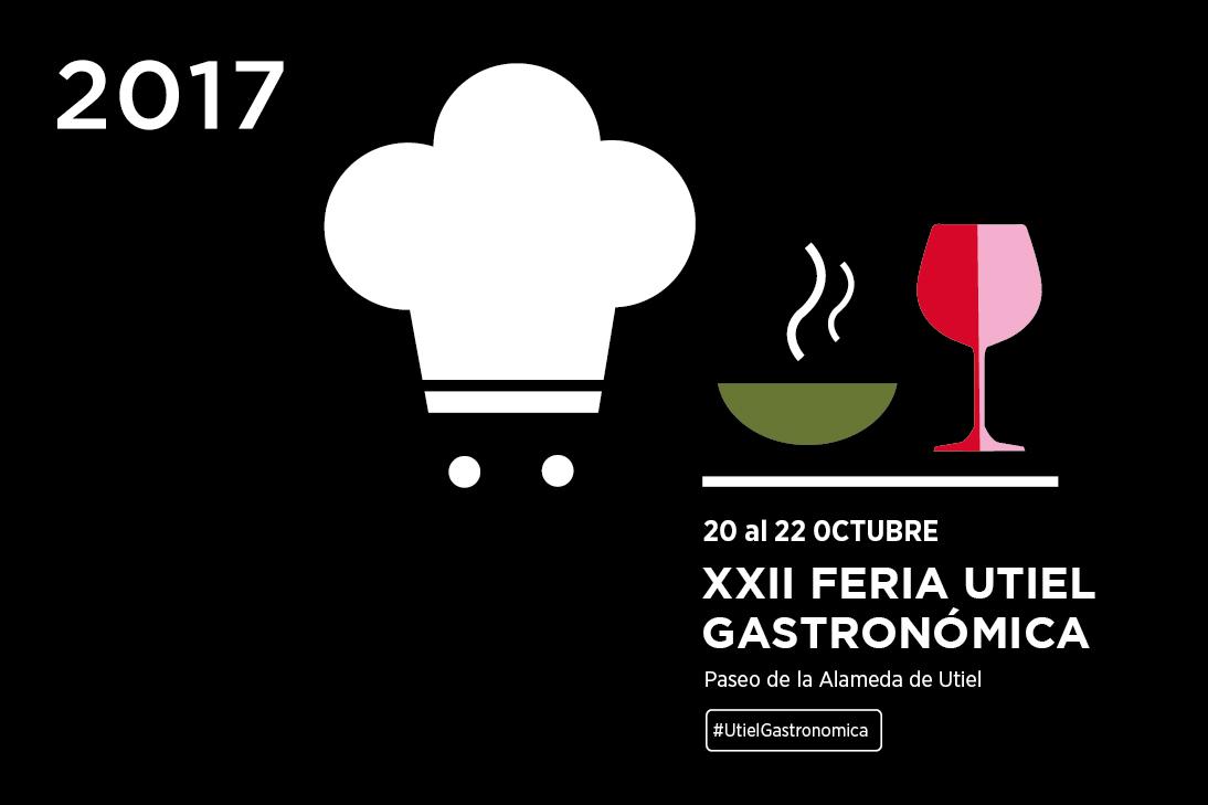 La XXII Edición de la Feria Utiel Gastronómica se celebrará del 20 al 22 de octubre