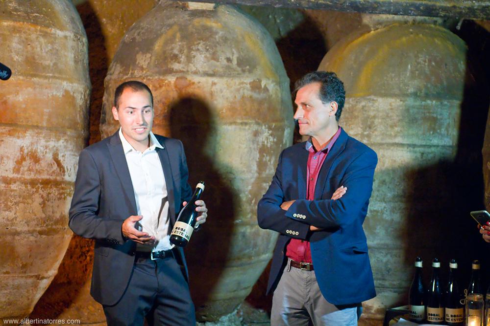 El nuevo Bobal de Estenas, un vino elaborado a la antigua usanza 0
