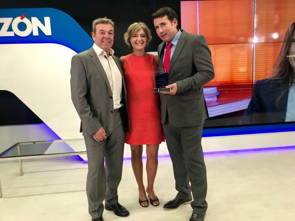 Hispano Suizas, premiada como el mejor Proyecto Vitivinícola de 2017