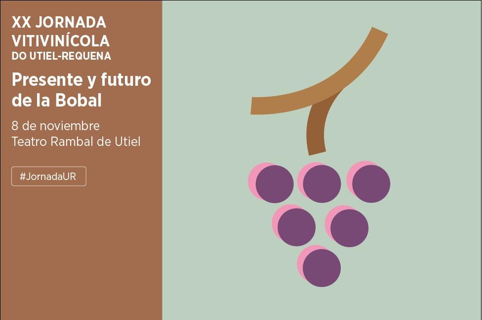 El presente y futuro de la Bobal, a examen en la XX Jornada Vitivinícola D.O. Utiel- Requena 0