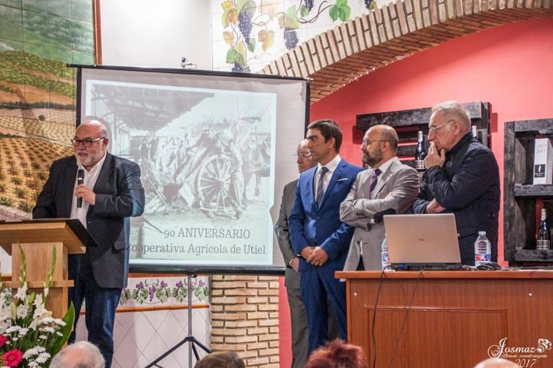 La Cooperativa Agrícola de Utiel celebra su 90 cumpleaños 0