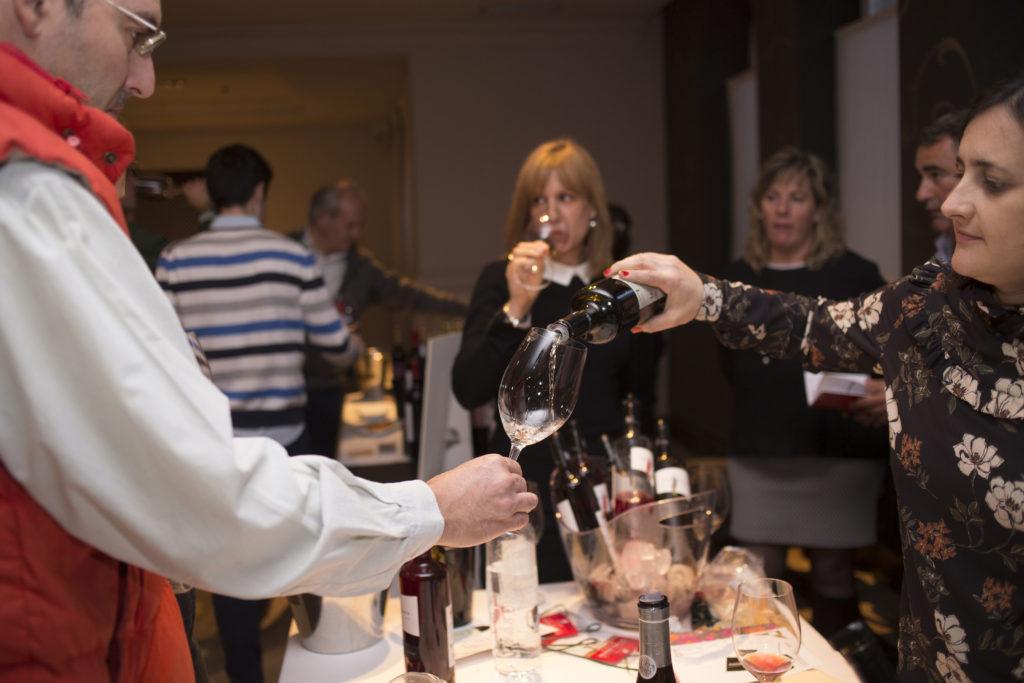La DO Utiel-Requena celebró su  Salón de Vinos 2017 en Madrid