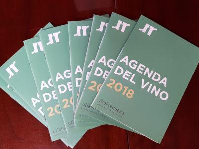 La DO Utiel-Requena presenta la Agenda del Vino 2018