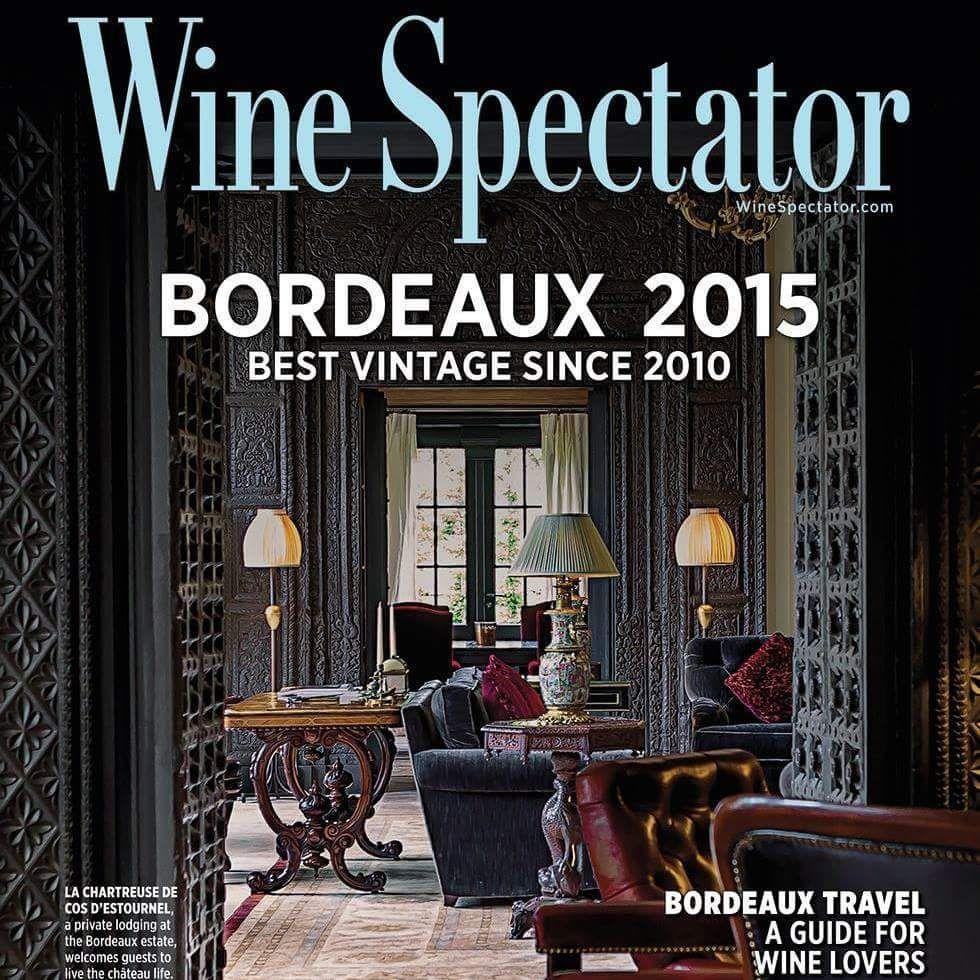 La prestigiosa revista Wine Spectator publica un reportaje sobre la DO Utiel-Requena 0