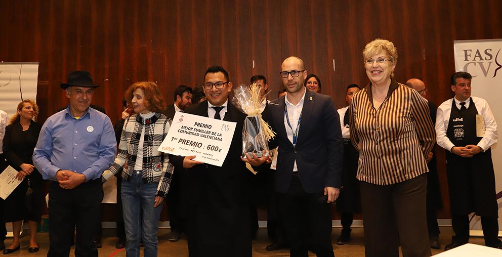 Más de 30 sumilleres concursan en el Premio al Mejor Sumiller de la Comunidad Valenciana 2018