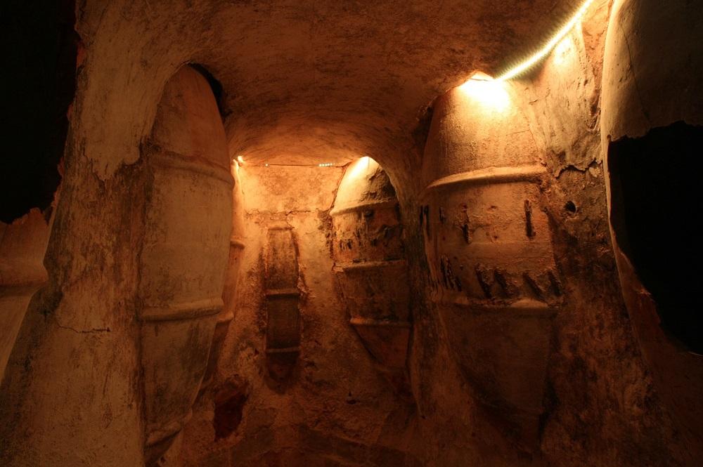 Tipos de depósitos para la fermentación del vino 1