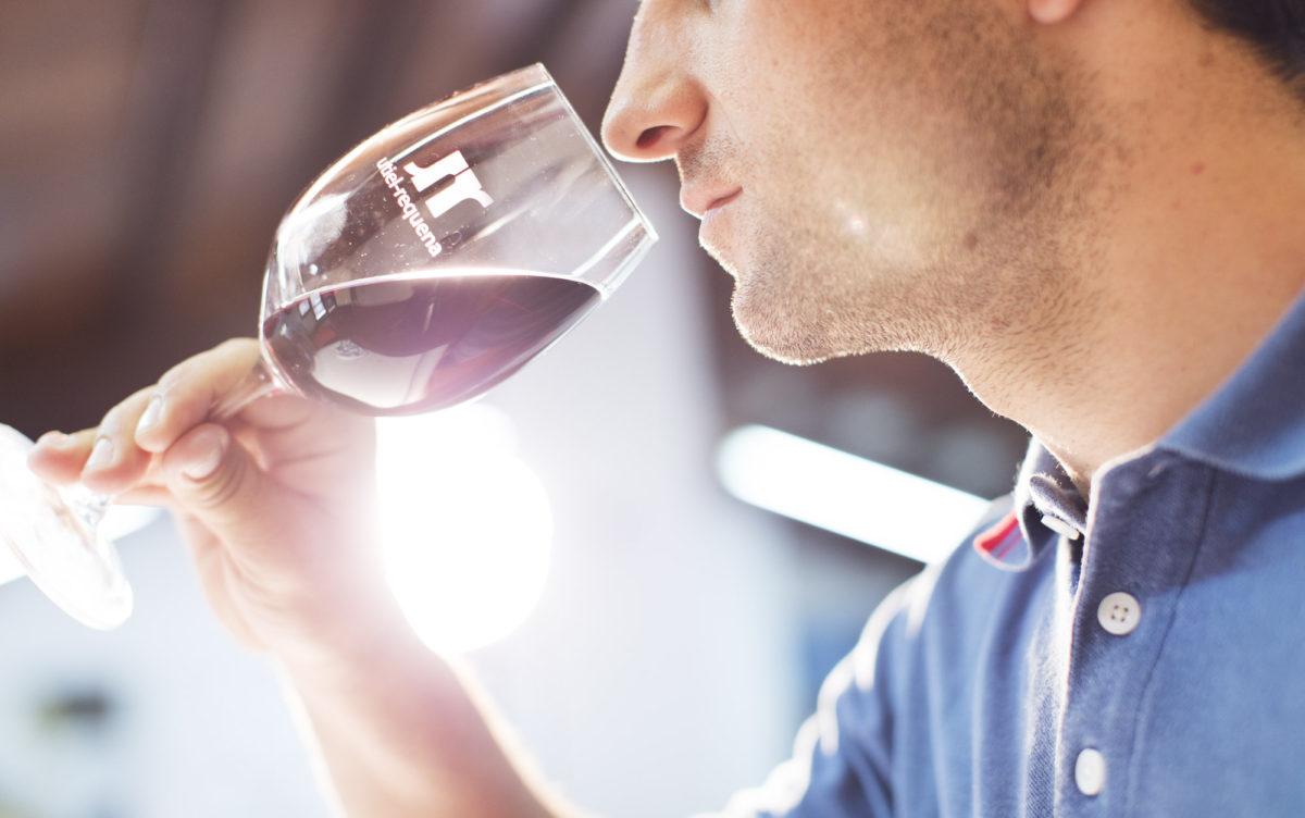 Mirar, oler y probar: los tres pasos de la cata de un vino