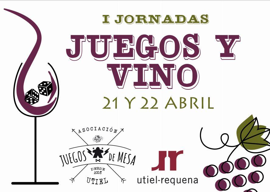"""Jornadas de """"Juego y Vino"""" en la DO Utiel-Requena 0"""