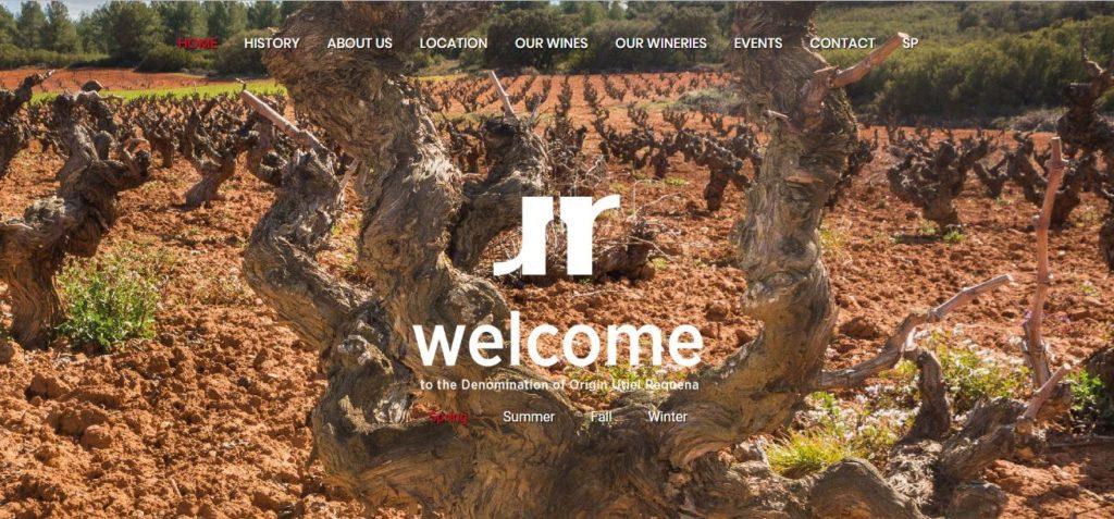 La DO Utiel-Requena refuerza su internacionalización con el relanzamiento de su web en inglés 0