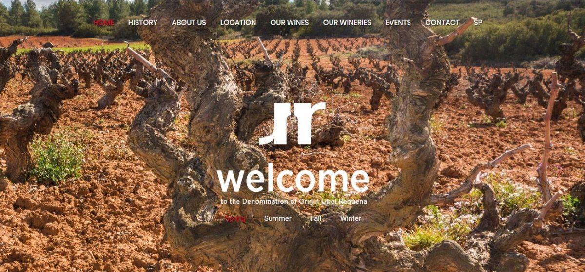 La DO Utiel-Requena refuerza su internacionalización con el relanzamiento de su web en inglés
