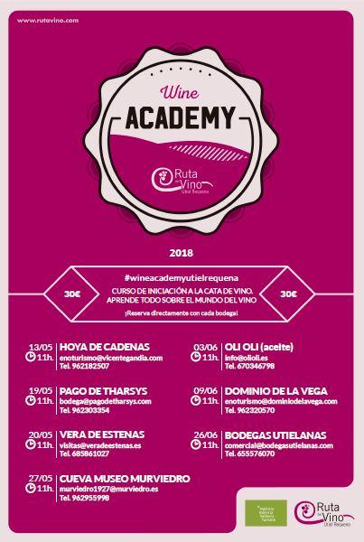 Adéntrate en el mundo del vino con los cursos de la Wine Academy