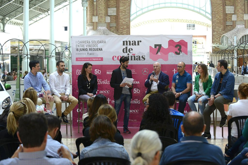 Coviñas organiza 'Mar de Co-Viñas', su I Carrera Solidaria entre viñedos 0
