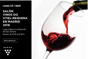 Salón de vinos Madrid 2018 (23/04/2018)