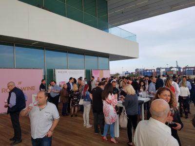 Utiel-Requena presenta los nuevos vinos rosados de Bobal en la Rosé Wine Collection