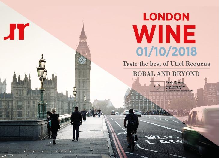 Los vinos de la DO Utiel-Requena se promocionarán en Londres el próximo otoño 0