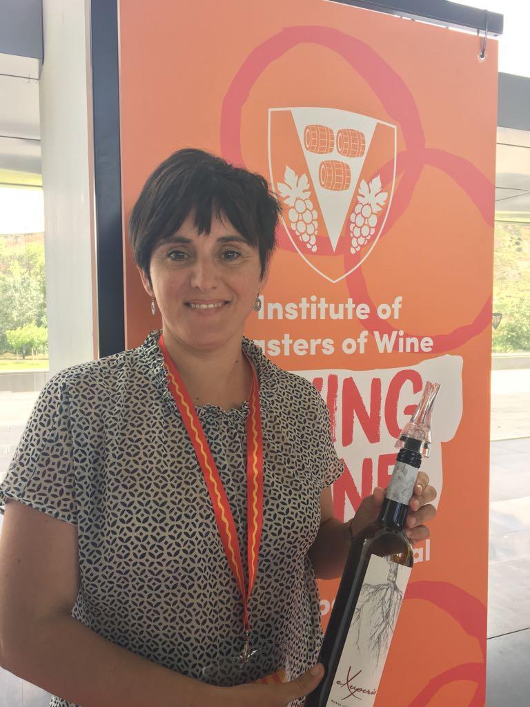Exuperio, seleccionado como Bobal Levante Español en el IX Symposium Mundial 2018