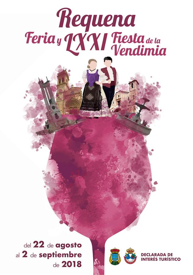 Requena celebra su Feria y LXXI Fiesta de la Vendimia