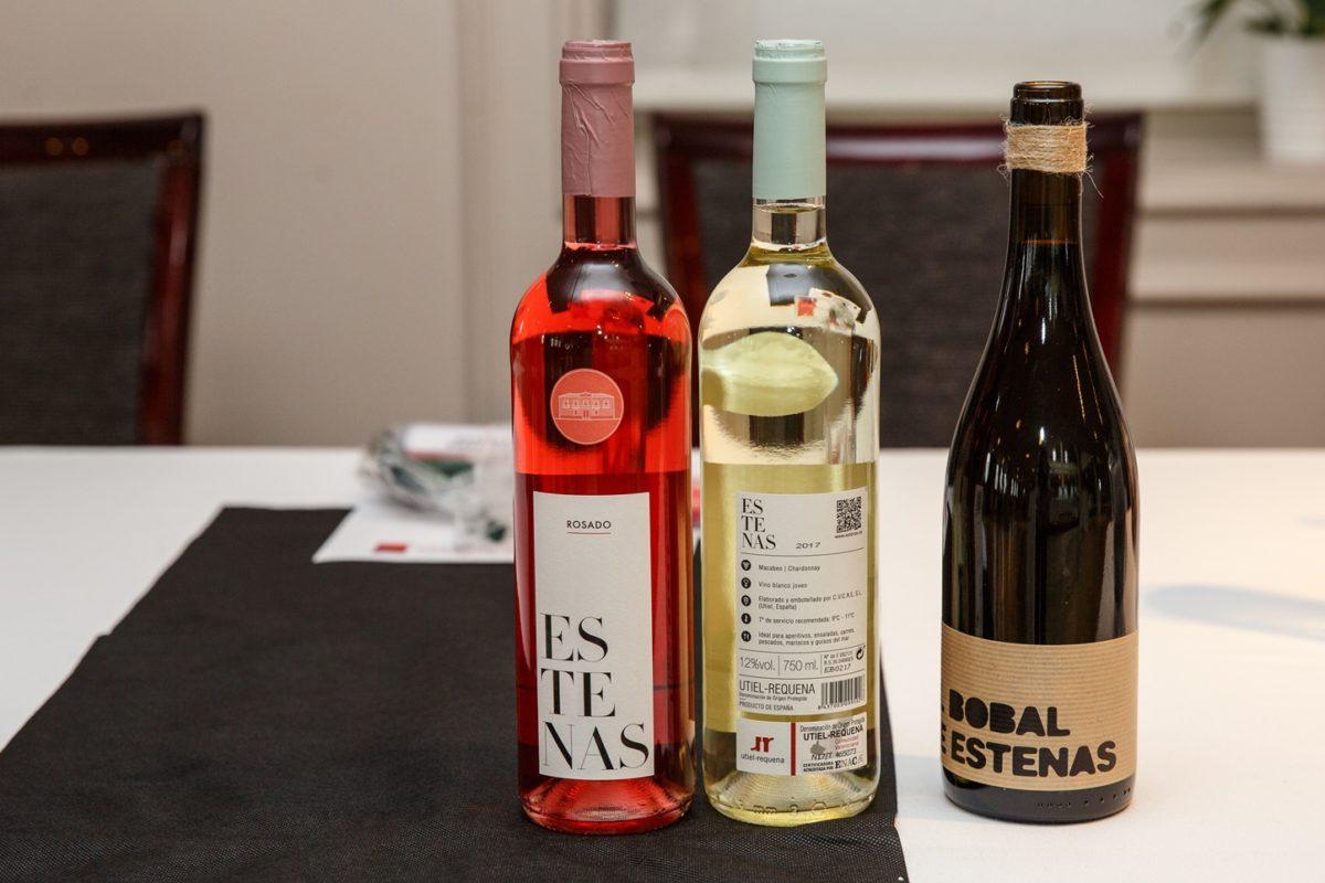 Clasificación de los vinos de la DOP Utiel-Requena según su crianza