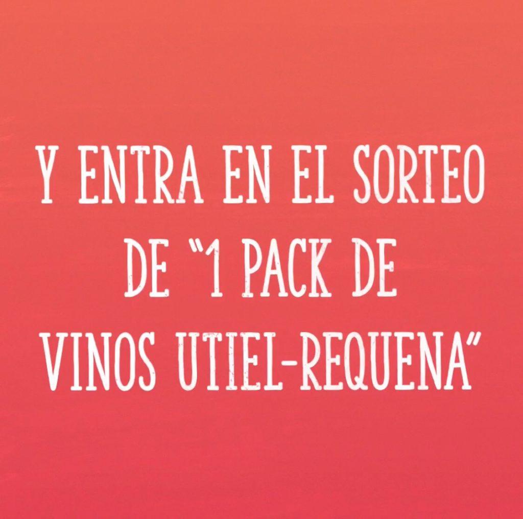 """""""Encuentra al """"invitado"""" y entra en el Sorteo de un Pack de Vinos Utiel Requena"""" 2"""