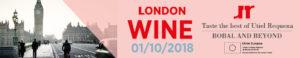 La DO Utiel-Requena presenta sus vinos en  Londres de la mano de Sarah J. Evans MW 0