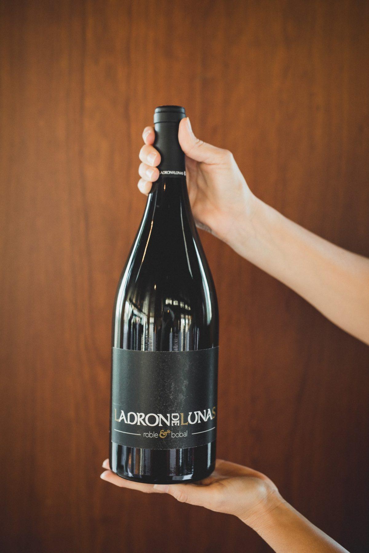 La etiqueta de los vinos, información y diferenciación