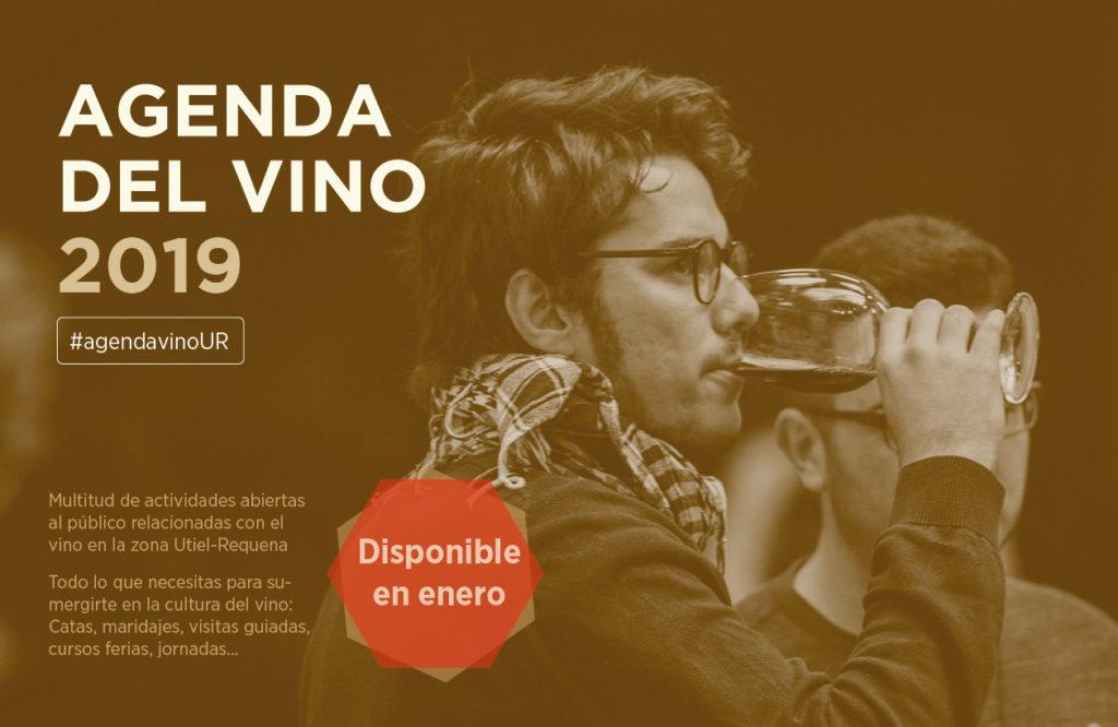 Prepara ya tu visita a la DO Utiel-Requena con la Agenda del Vino 2019 0