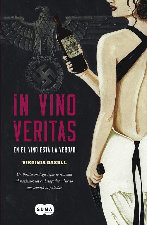 Novelas con el vino como protagonista 1