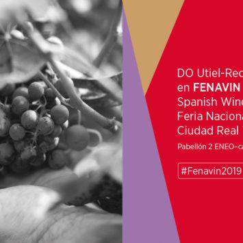 Utiel-Requena estará presente en la Feria Nacional del Vino FENAVIN 2019