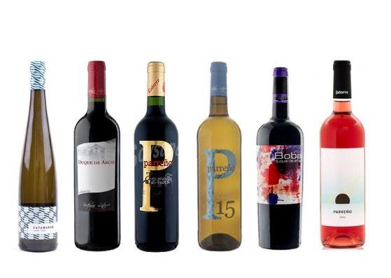 13 galardones en los Premios  Catavinum World Wine 2