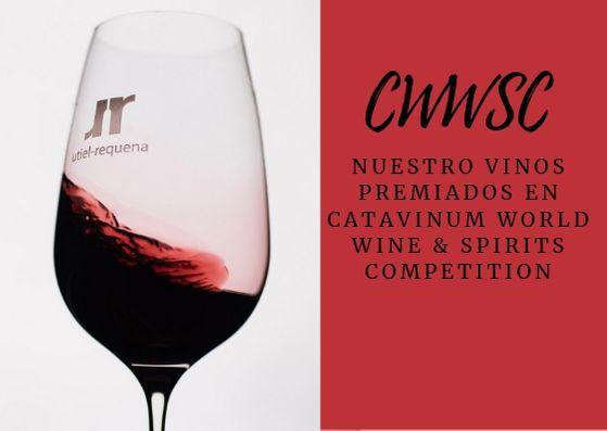 13 galardones en los Premios  Catavinum World Wine 0