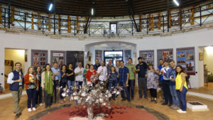Visita prensa vendimias 2018 (octubre 2018)