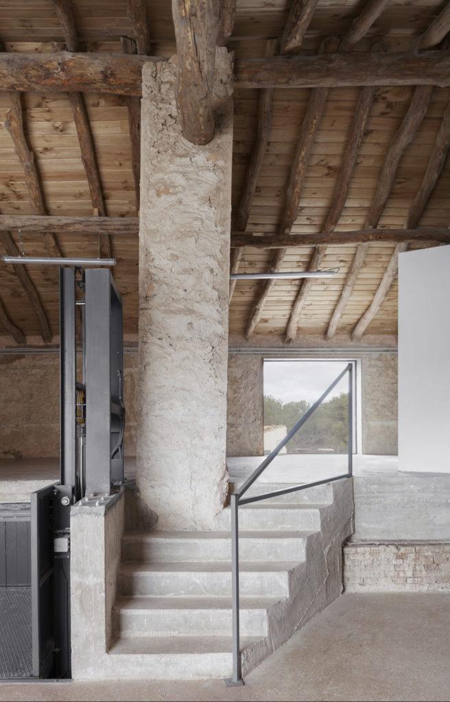 La restauración de la bodega Dussart-Pedrón recibe un premio del Colegio Oficial de Arquitectos de la Comunidad Valenciana 1