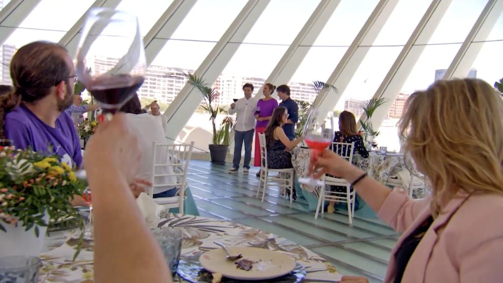 Los vinos de Utiel-Requena aparecen en MasterChef Celebrity el Día de la Comunidad Valenciana 4