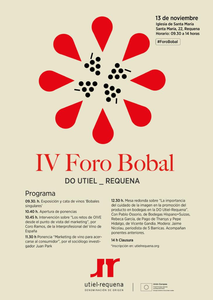 IV Foro Bobal: La importancia del marketing 1