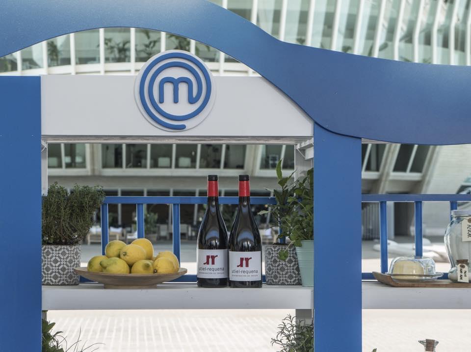 Los vinos de Utiel-Requena aparecen en MasterChef Celebrity el Día de la Comunidad Valenciana