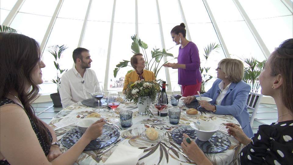 Los vinos de Utiel-Requena aparecen en MasterChef Celebrity el Día de la Comunidad Valenciana 1